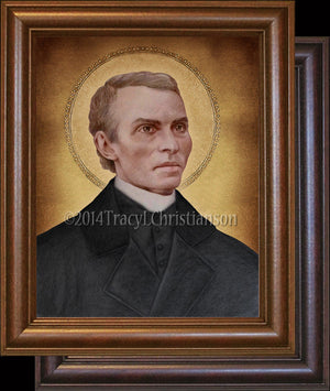 St. Peter Julian Eymard Framed