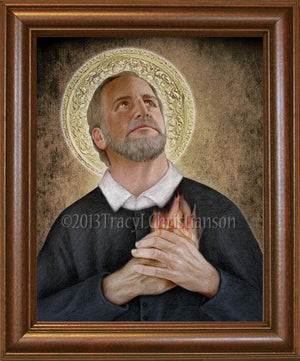 St. Philip Neri Framed