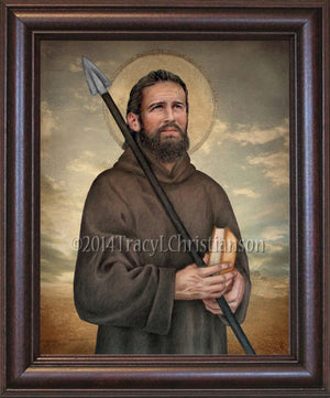 St. Thomas the Apostle Framed