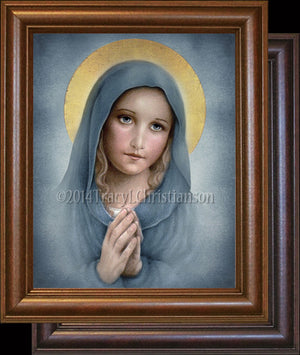 The Virgin Framed