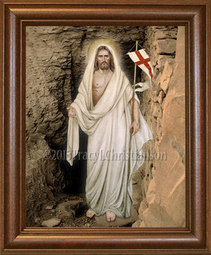 The Resurrection Framed