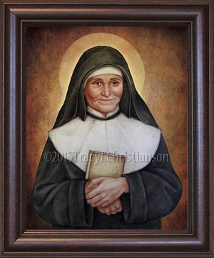 St. Julie Billiart Framed
