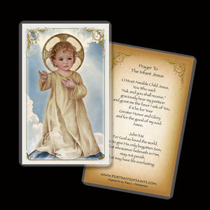 Savior of the World Holy Card