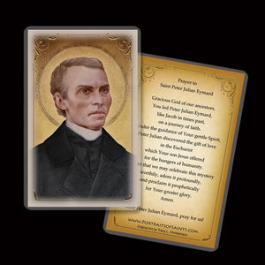 St. Peter Julian Eymard Holy Card