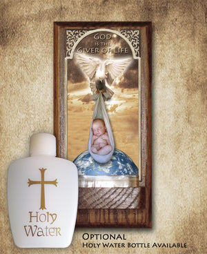 Giver of Life Holy Water Font