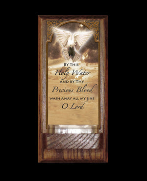 Holy Spirit Holy Water Font