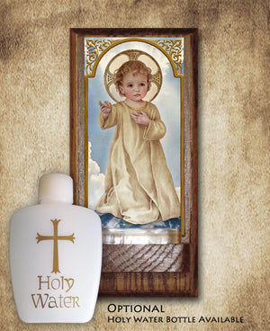 Savior of the World Holy Water Font