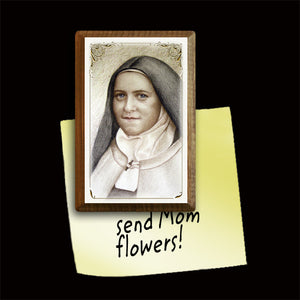St. Therese of Lisieux (B) Magnet