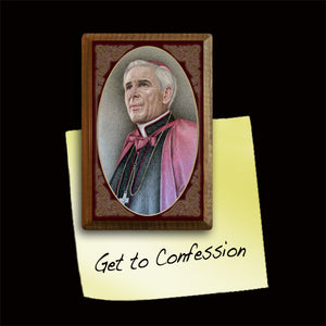 Venerable Bishop Fulton Sheen Magnet