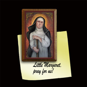 Bl. Margaret of Castello Magnet
