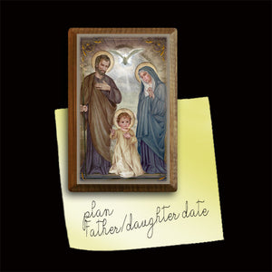 Holy Family (E) Magnet