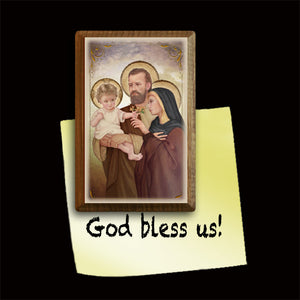 Holy Family (F) Magnet