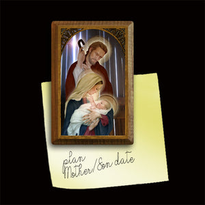 Holy Family (D) Magnet