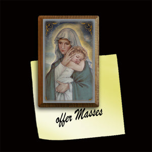 Madonna & Child (J) Magnet