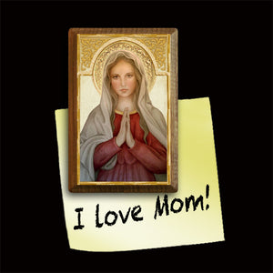 Mary, Mother of God Magnet