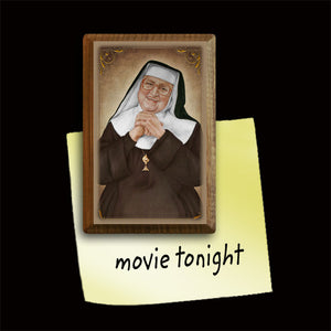 Mother Angelica Magnet