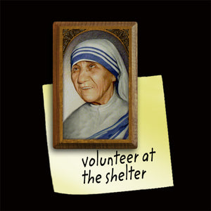 St. Mother Teresa of Calcutta Magnet