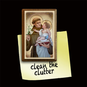 St. Anthony of Padua (B) Magnet