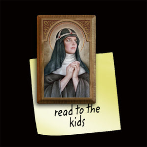 St. Bridget of Sweden Magnet