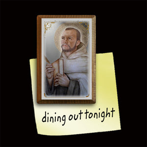 St. John of the Cross Magnet