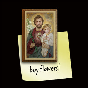 St. Joseph, The Most Chaste Heart, Magnet