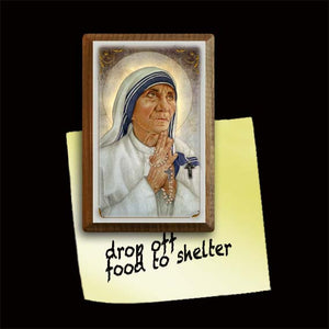 St. Mother Teresa of Calcutta (B) Magnet