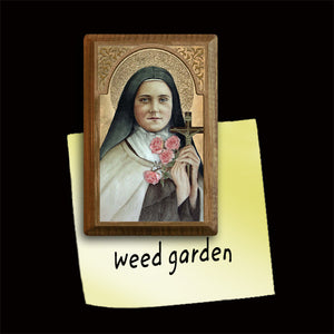 St. Therese of Lisieux (A) Magnet