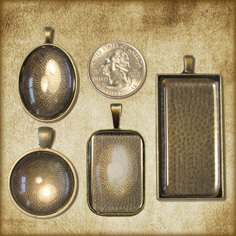 St. Louis Martin Pendant & Holy Card Gift Set