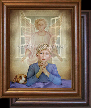 Guardian Angel/Boy Framed