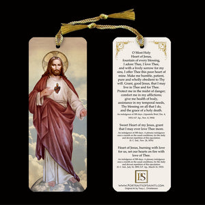 Sacred Heart (full-length) Bookmark