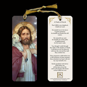 The Good Shepherd Bookmark