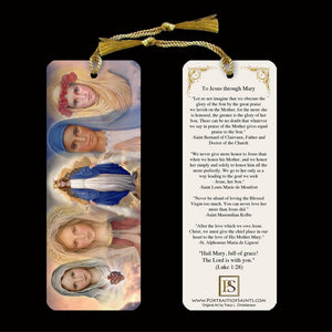 Mary Bookmark