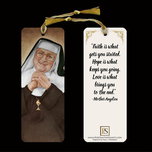 Mother Angelica Bookmark