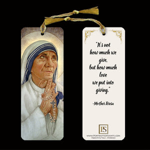 St. Mother Teresa of Calcutta Bookmark