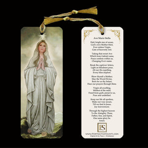 Our Lady Star of the Sea Bookmark