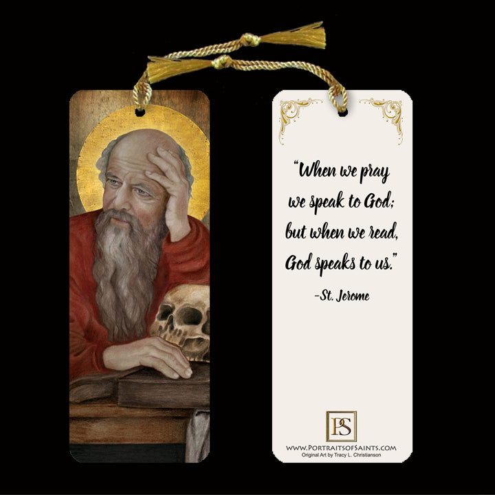 St. Jerome Bookmark