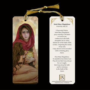 St. Mary Magdalene Bookmark