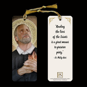 St. Philip Neri Bookmark