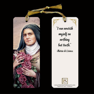 St. Therese of Lisieux (C) Bookmark