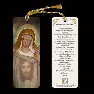 St. Veronica Bookmark