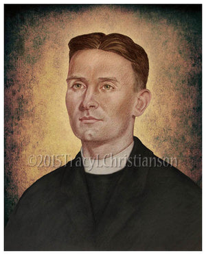 Servant of God Fr. Emil Kapaun (B) Print