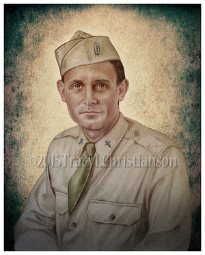Servant of God Fr. Emil Kapaun Print