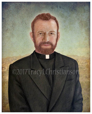 Bl. Fr. Stanley Rother Print