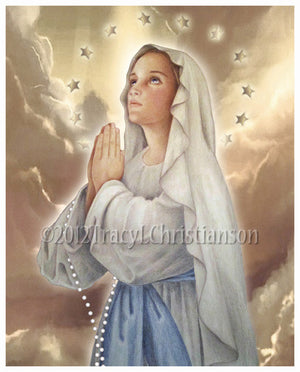 Immaculate Conception Print