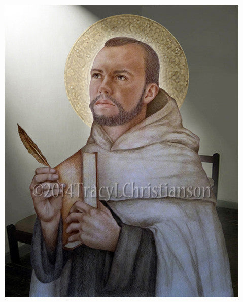 St. John of the Cross Print