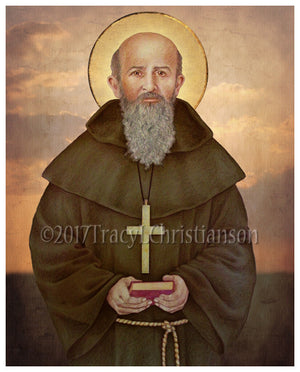 St. Lawrence of Brindisi Print