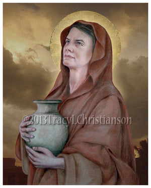 St. Martha of Bethany Print