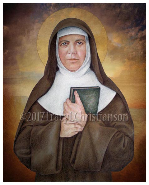 St. Mary MacKillop Print