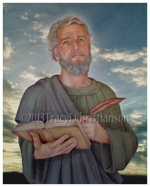 St. Matthew the Apostle Print