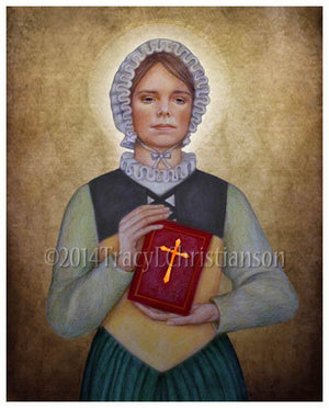 St. Margaret Clitherow Print
